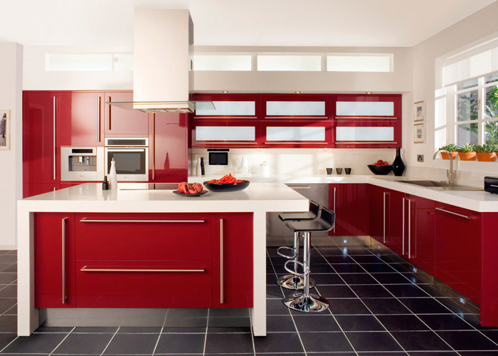 Muebles de cocina a coru a encimeras para cocinas - Muebles de cocina coruna ...
