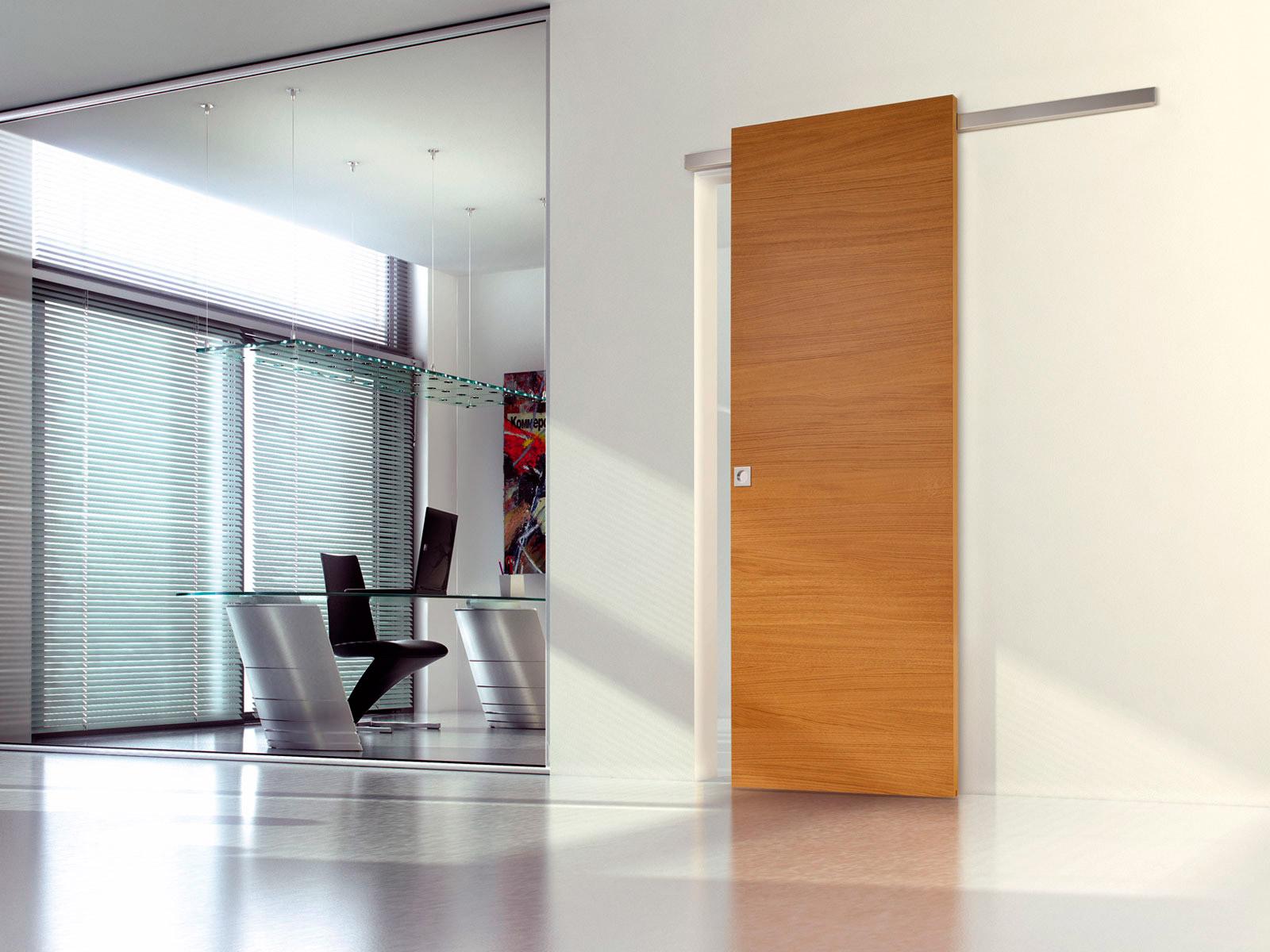 Puertas correderas a coru a puertas rototraslantes - Mecanismo puerta corredera ...