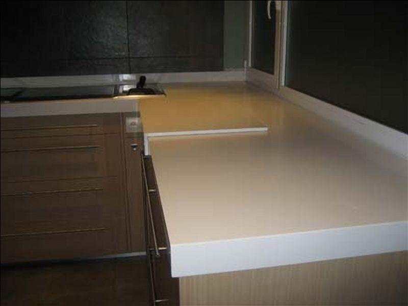 Encimeras a medida cocina en cualquier material lavabos for Medida encimera cocina