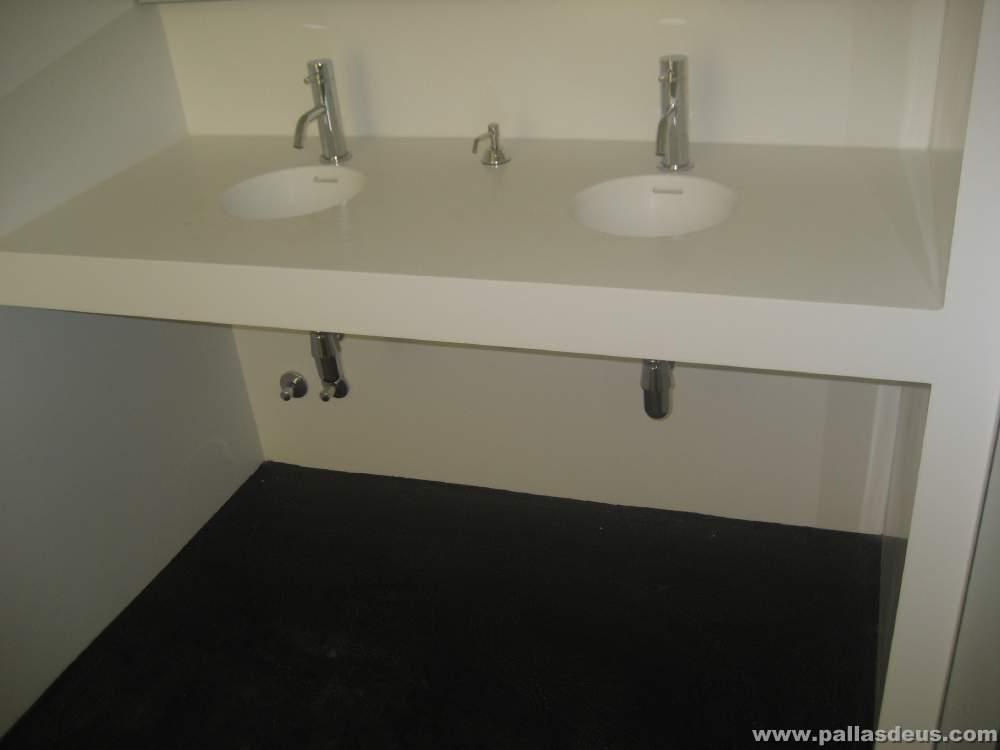 lavabos lg himacs