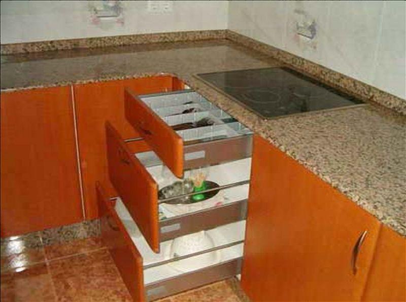Fabricaci n de cocinas cerceda for Muebles de cocina de exposicion
