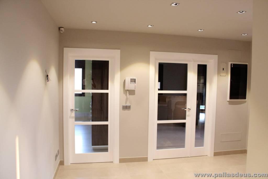 Carpinter a de madera en nar n puertas y muebles a medida for Puertas de madera para habitaciones