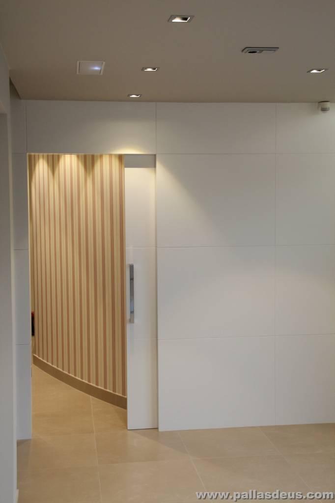 Carpinter a de madera en nar n puertas y muebles a medida - Puertas piso interior ...