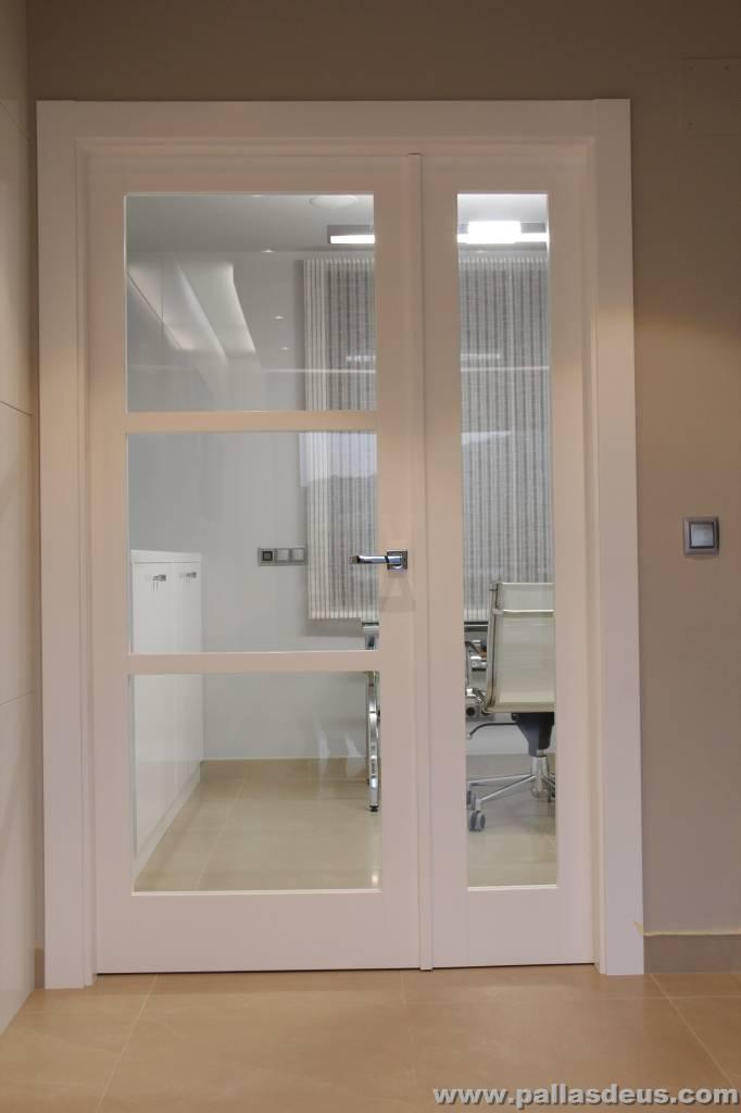 Manillas para puertas lacadas en blanco materiales de - Puertas de interior lacadas en blanco precios ...