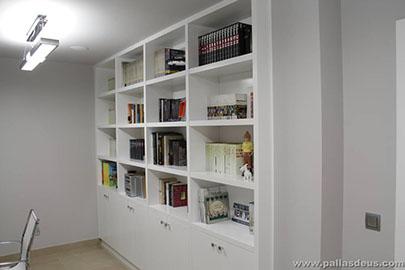 Librerias lacadas