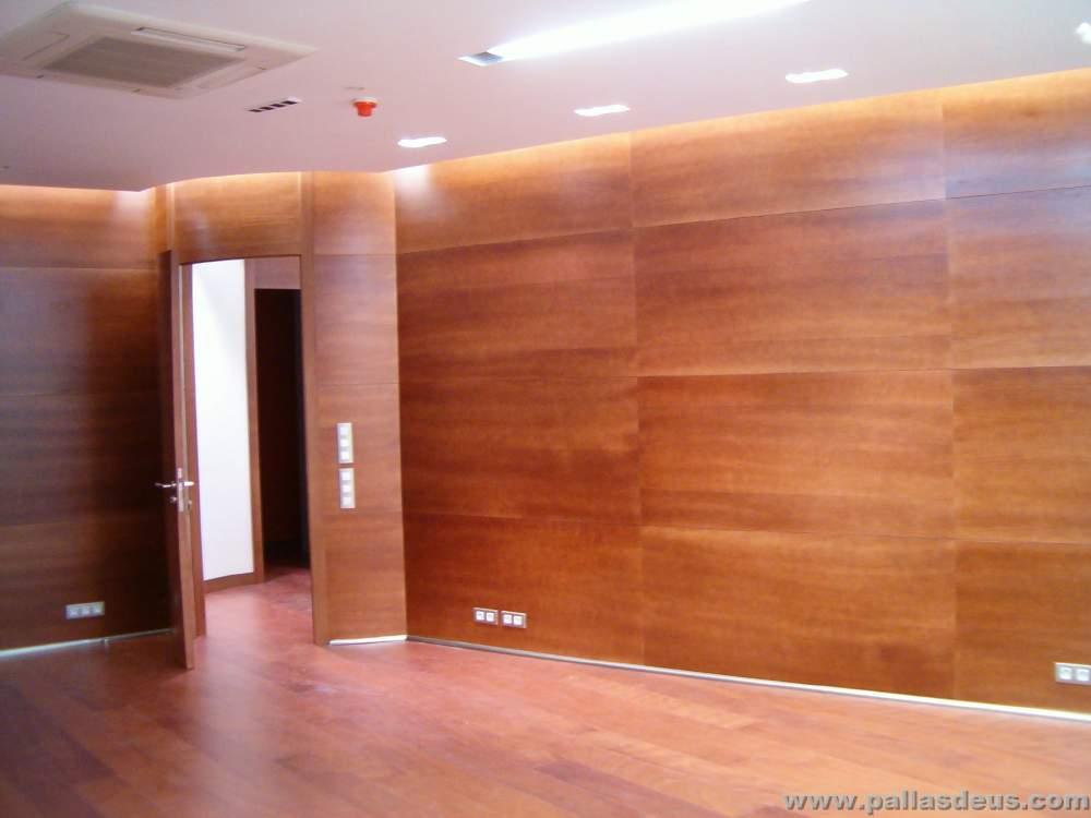 Panelados de madera para paredes amazing panelado de - Panelados para paredes ...