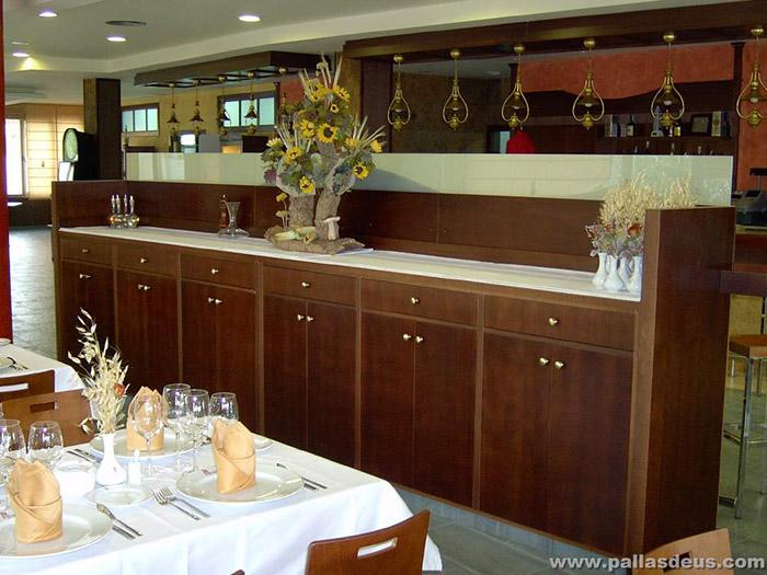 Visite nuestros trabajos realizados en carpinter a coru a for Muebles para cocina restaurante