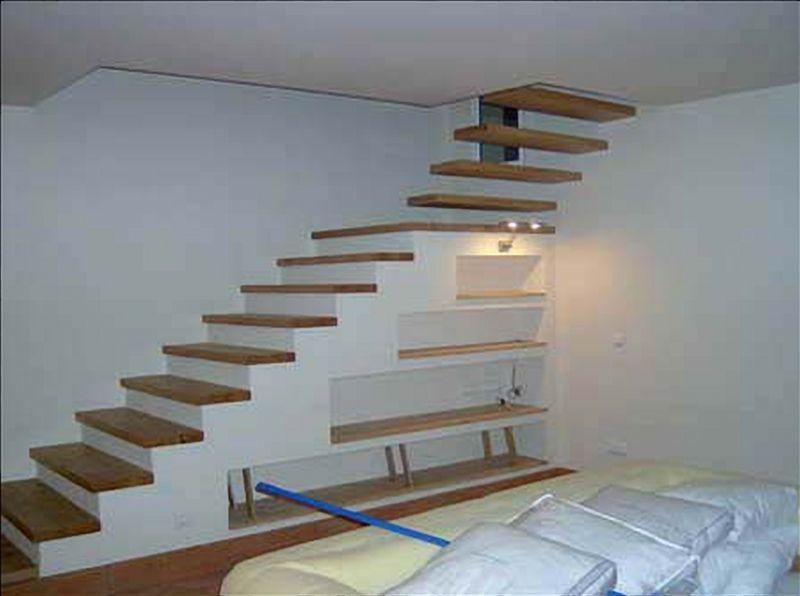 Escaleras rusticas de madera amazing finished stairs with - Escaleras de madera rusticas ...