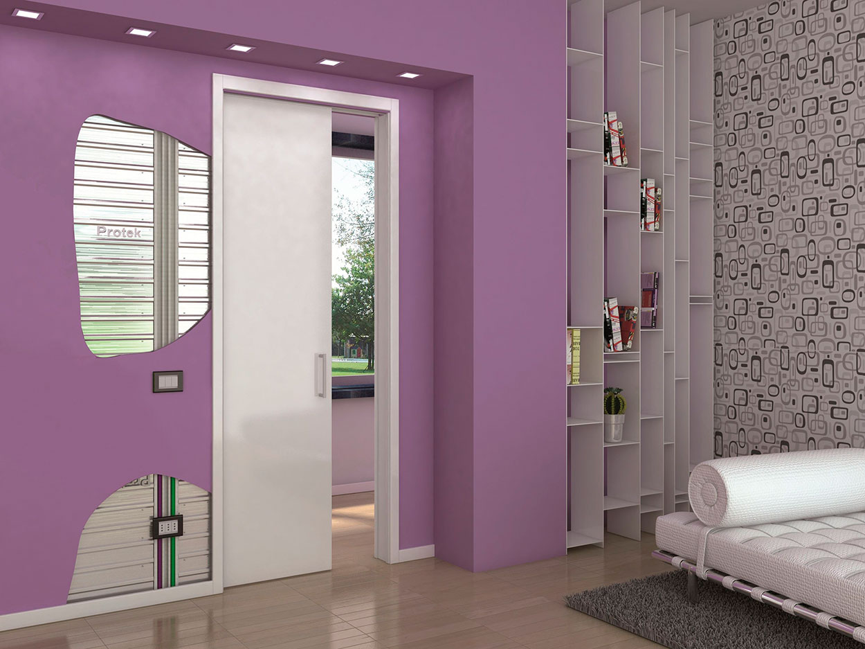 Puertas correderas a coru a puertas rototraslantes - Como instalar una puerta corredera ...