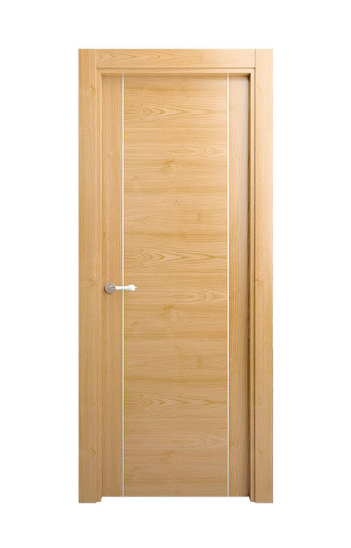 Modelo l61 castano puertas coru a serie lisas - Puertas de castano ...